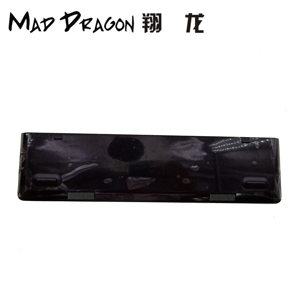 MAD DRAGON Brand Laptop Black Bottom Battery Cover Door for Dell Precision 17 7710 7720 M7710 M7720 0816FH 816FH AM1DJ000601 mad dragon brand laptop new 17 3 lcd rear cover top shell screen lid for dell precision 7710 7720 m7710 m7720 03xpxg 3xpxg