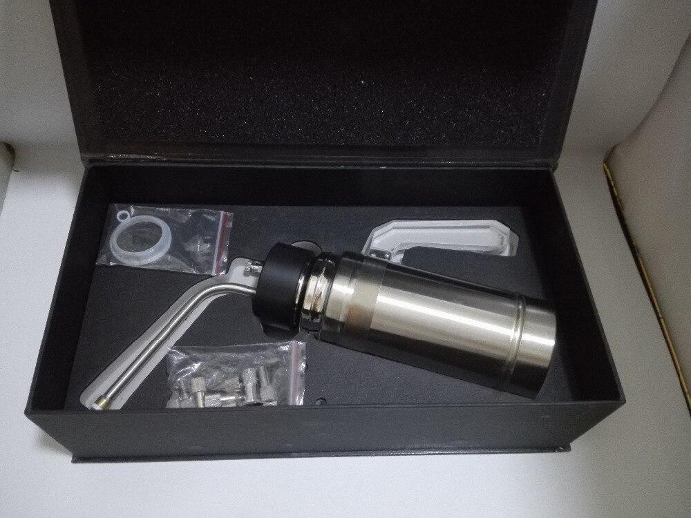 500ml Cryogenic Liquid Nitrogen (LN2) Sprayer Dewar Tank Nitrogen Freeze   Treatment Cryotherapy Instrument  With 9 Heads