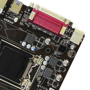 Image 3 - GIGABYTE GA H81M DS2 carte mère de bureau LGA1150 i3 i5 i7 DDR3 USB3.0 Micro atx