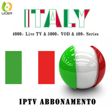 subscription iptv abbonamento 4000+ live tv 5000+ vod hd channels list for m3u code enigma2 mag ios smart tv android box gtmedia все цены