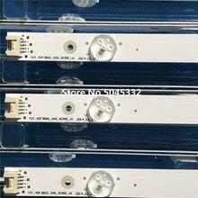 3 pces retroiluminação led para t c l 40
