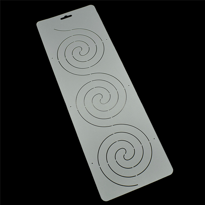 Helix Graphics Art and Crafts Template Stencil