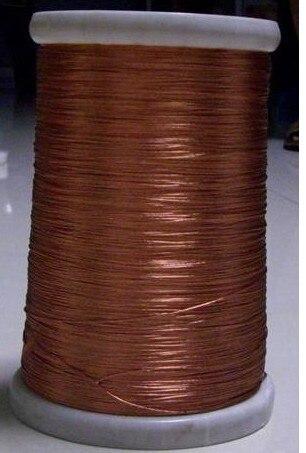 цена на 0.07x10 strands, 500m/pc, Litz wire, stranded enamelled copper wire / braided multi-strand wire