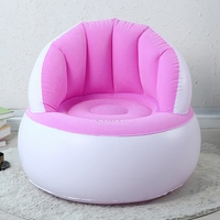 New Design Inflatable Sofa Adult Kids Air Seat Chair Lazy Reading Relaxing Bean Bag Home Furniture