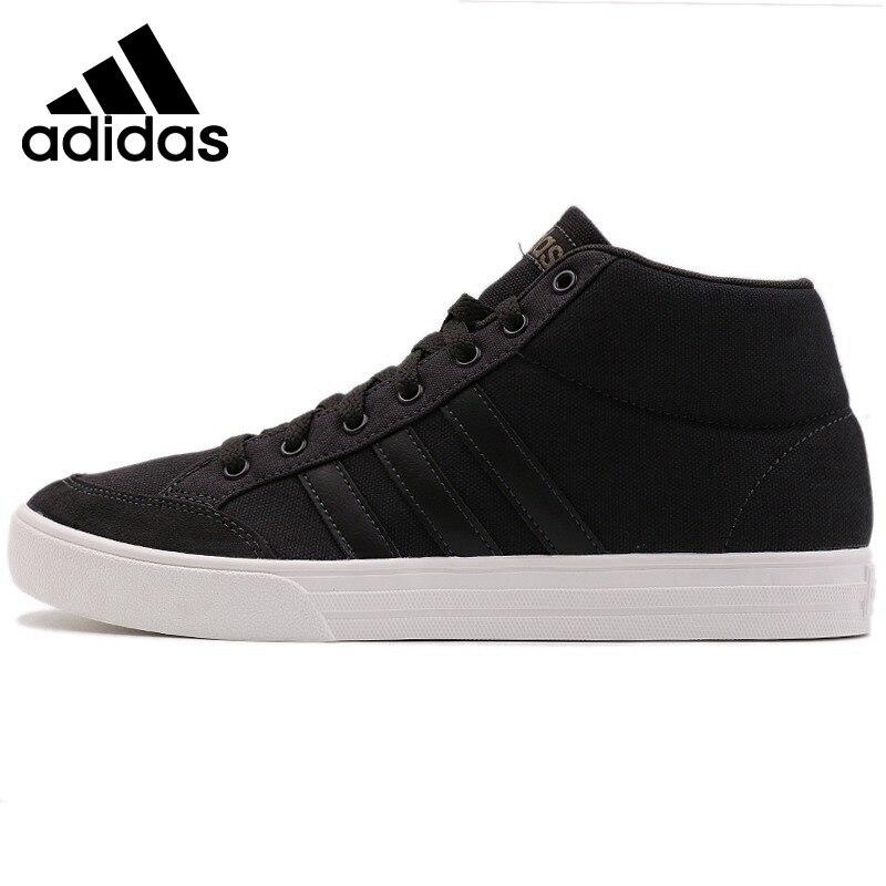 купить Original New Arrival 2018 Adidas VS SET MID Men's Basketball Shoes Sneakers по цене 5754.63 рублей