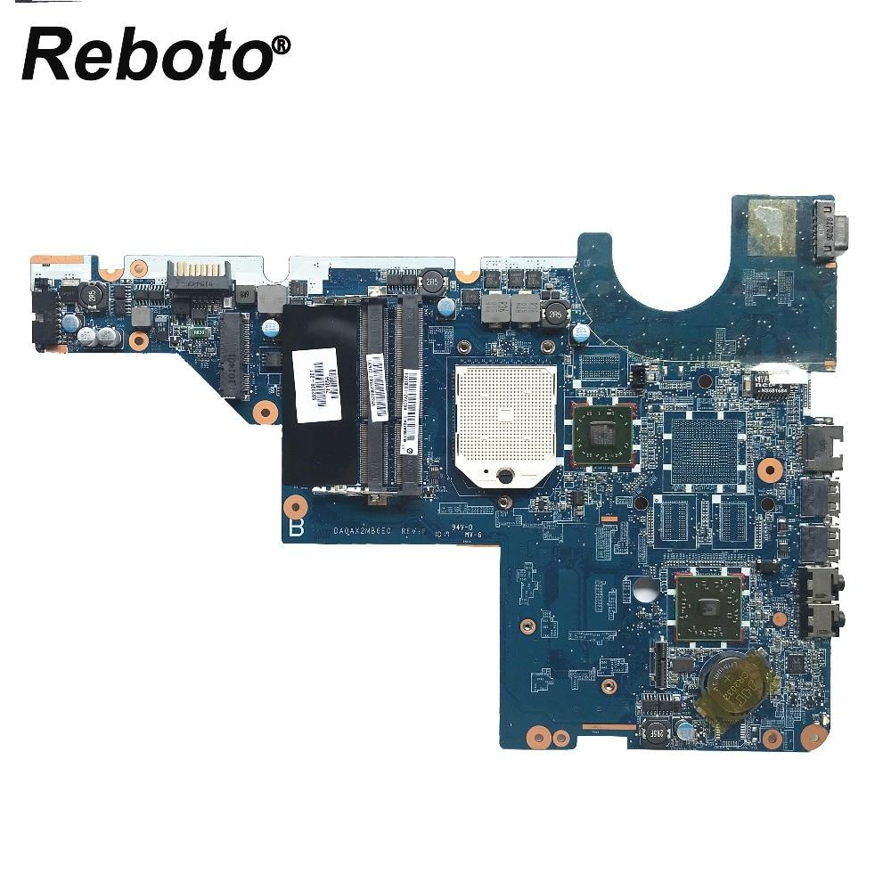 100% Wahr Reboto Hohe Qualität Für Hp Cq42 Cq62 G62 G42 Cq56 G56 Laptop Motherboard 592808-001 Da0ax2mb6e0 Ddr3 Mb 100% Getestet Schnelle Schiff Rheuma Und ErkäLtung Lindern