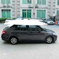 320x220 см автоматический автомобильный зонт тент покрытие на крышу анти УФ Горячая защита наружный протектор солнцезащитный козырек лето