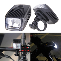 1Pc Smart Bicycle Light Bike Rechargeable LED Front Light German Stvzo Standard Design US V