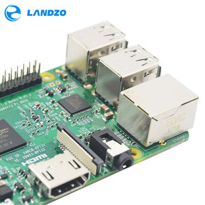 Image 5 - Raspberry Pi 3 Model B Board 1GB LPDDR2 BCM2837 Quad Core Ras PI3 B,PI 3B,PI 3 B with WiFi&Bluetooth