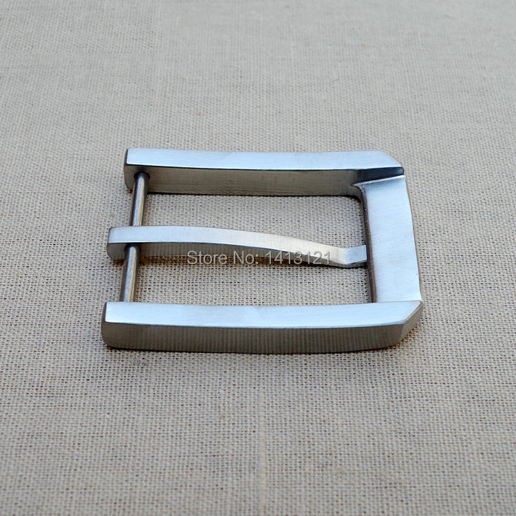 free shipping metal buckle creative stainless steel belt buckle plate belt head DIY handmade bag hardware