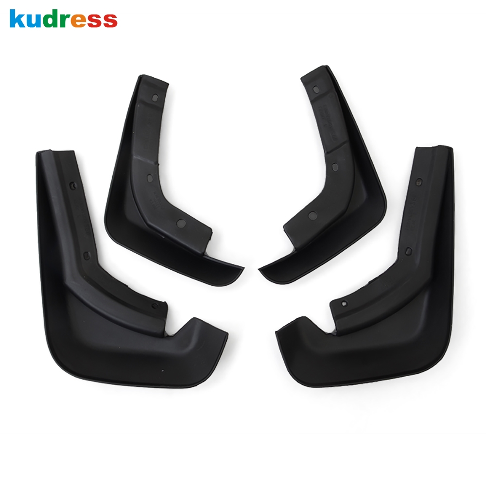 For Volvo S60 2011 2012 Mud Flaps Splash Guard Cover Mudguard Car Fenders Splasher Mudflap Dirt Guards Flaps car accessories