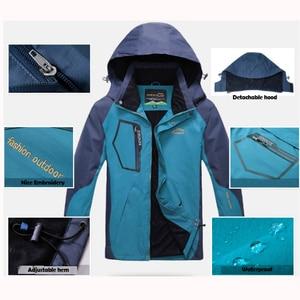 Мужские брюки DIRENJIE, быстросохнущие походные куртки для рыбалки, походов, активного отдыха, большого размера 5XL