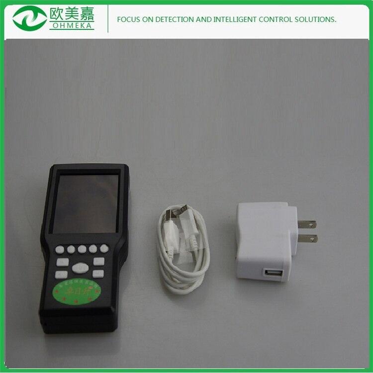 Hot sale portable formaldehyde detectorindoor  formaldehyde gas meter hot sale cayler