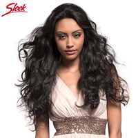 Sleek Lace Front Human Hair Wigs For Black Women Pre Plucked 10 To 24 Inch Brazilian