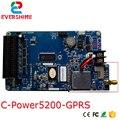 Lumen C Power5200 GPRS RGB Voll Farbe Wireless LED Controller Karte Für Werbung Video Asynchrone karte NET port-in LED-Module aus Licht & Beleuchtung bei