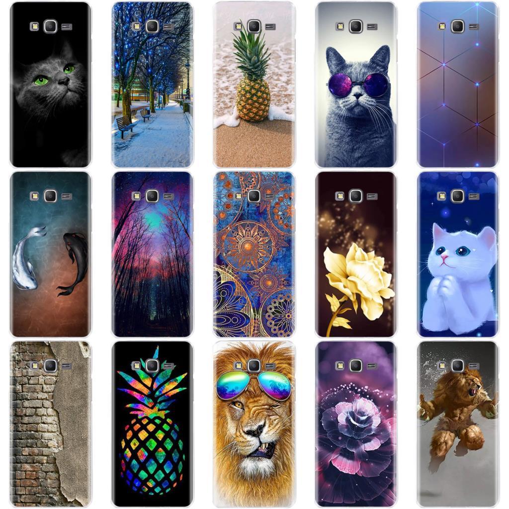 For Samsung Grand Prime Case G530 G531 Cover 3D Bags Soft TPU Coque Fundas Silicone For Samsung Galaxy Grand Prime Phone Case