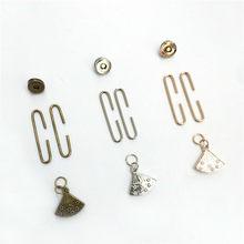1Pc Metal Frame C Shape Fashion Mini Purse Fan Kiss Clasp Bronze,Gold,Sliver Tone Clutch Bag Lock Luggage&Bag Accessories 5.0CM