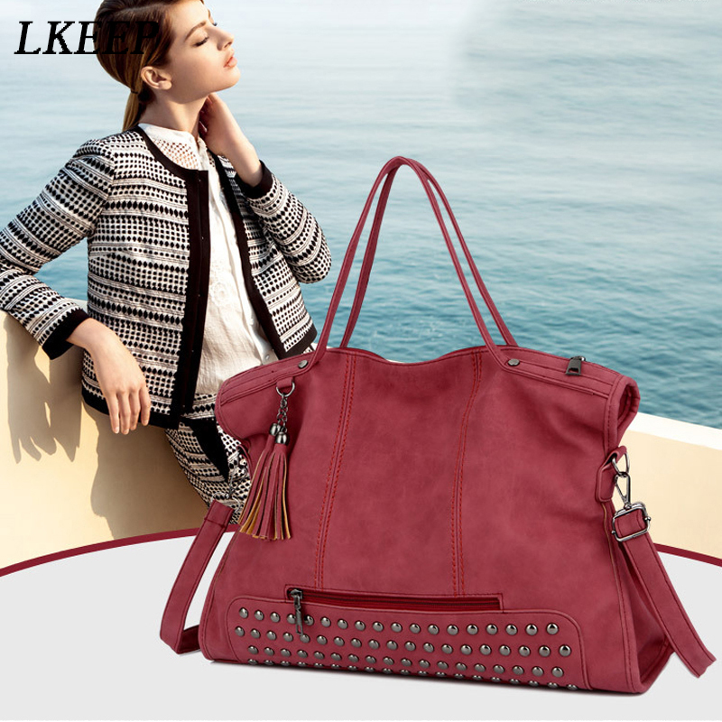 цены New Fashion Pu Leather Zipper Shoulder Crossbody Bag Women Handbag Casual Tote Purse Messenger Bag Lady Casual Scrub Handbags