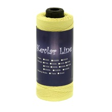 1000ft / 304M 250lb Kevlar Line Strong Braided Line for Fishing Outdoor Kite String Camping Hiking Hunting Cord