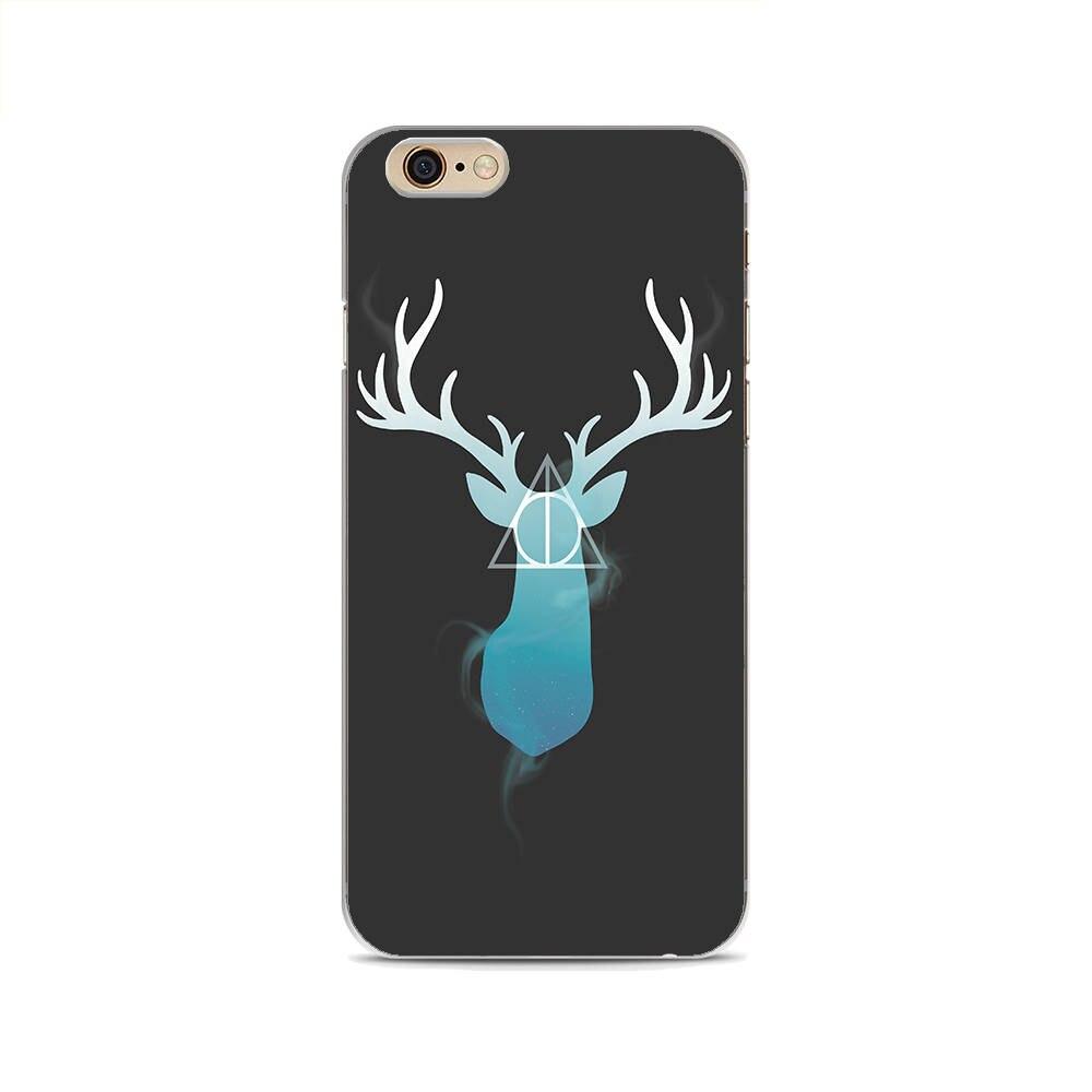 Phone Case Harry Potter Design Soft TPU Clear Transparent Case Cover For Apple iPhone X 8 8Plus 7 7Plus 6 6S 6Plus 5 5S SE Cases