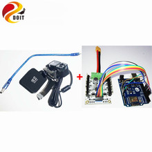 Official DOIT Video Controller Kit for Robot Arm Tank/Car Chassis Remote Control Kit by ESPduino with Openwrt Router Camera(China (Mainland))