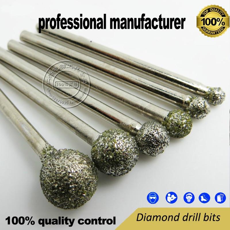 Mini herramientas de amoladora de diamantes Kit de amolado de 6 - Herramientas abrasivas - foto 3
