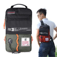 Men Quality Nylon Waterproof Backpack Travel Casual Fashion Small Bag Pack Brand New