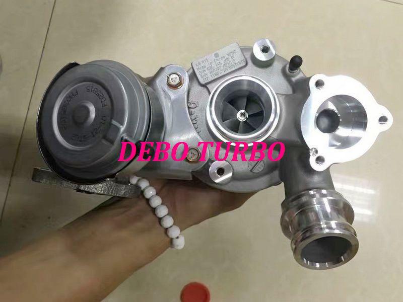 Новые оригинальные vp58 03c145702m 49373-01001 Turbo Турбокомпрессоры для Audi A3 SKODA VW Golf CAXA ea111 1.4 т 90kw турбокомпрессоры