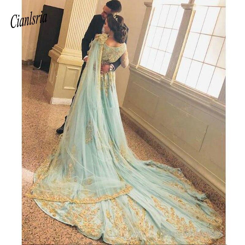 Robes de bal a-ligne sans manches inde avec broderie en or perlée robes de soirée d'occasion spéciale robes de soirée personnalisées
