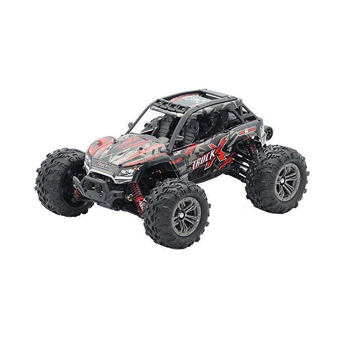 LeadingStar moteur Brushless quatre roues motrices 1:16 désert haute vitesse RC camion jouet