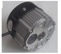 hot sale BM1418HQF BLDC 500W 48V electric tircycle motor ,Permanent magnet DC brushless motor