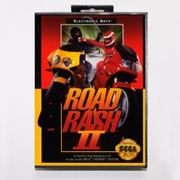 Road Rash 2 - Retail Box - Sega Mega Drive For Genesis 2