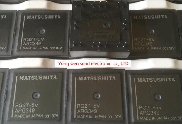 HOT NEW relay RG2T-5V RG2T5V RG2T-5VDC RG2T-5 RG2T5V 5VDC DC5V 5V DIP18 2pcs/lot  цены