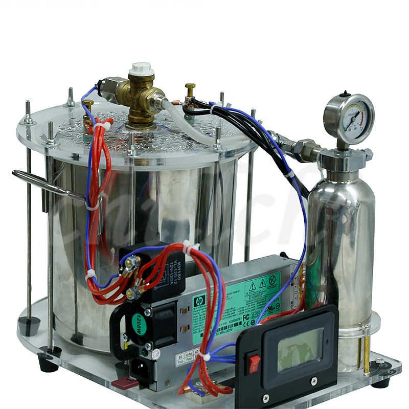 Grande Potência 1000 W máquina de água Eletrolítica, o princípio do tratamento de aquecimento, equipamentos experimento científico