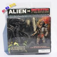 Neca Alien Vs Predator Toys Alien Figure Predator Pvc Action Figure Toy