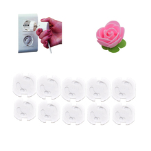 European Standard Baby Secure Product 12 pcs/pack Safety Plug Socket Cover,Free Shipping 32.4*35.6mm free shipping european milk thistle 120 pcs