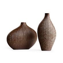 Classic Modern Ceramic Vase for Wedding Decoration Home Decor Living Room Decoration Porcelain Vase Mini ceramic vases