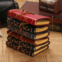 цены Travel journal leather vintage Notebook Handmade Vintage Leather Bound Writing Notebook for Men & Women Unlined Travel Journal