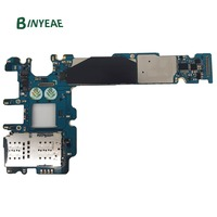 BINYEAE 64GB Motherboard Unlocked Main Motherboard Replacement For Samsung Galaxy S8 Plus G955F Testing Good