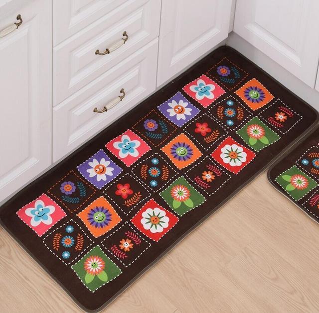 Kitchen Non-Slip Carpet