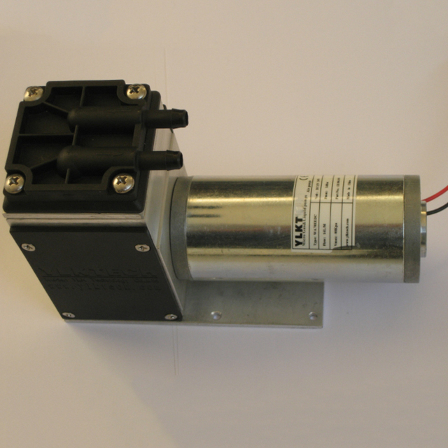 12 Volt Big Flow 77kpa Swing Piston Air Compressors 24