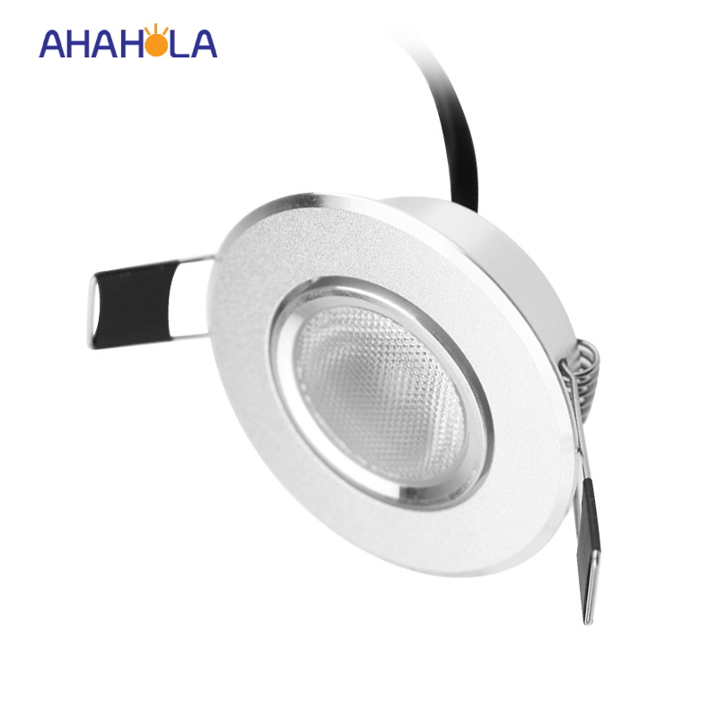 Home Lighting Down Lights Circuit On Rcd: Home Decoration Spot Led Recessed Ceiling Lamps 12v 24v