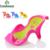 Asiento De Seguridad De Plástico del Baño del bebé antideslizante Bañera Silla para 0-2 Años de Edad Niños Niños Bebé Portátil Soporte Bañera Bebé cuidado