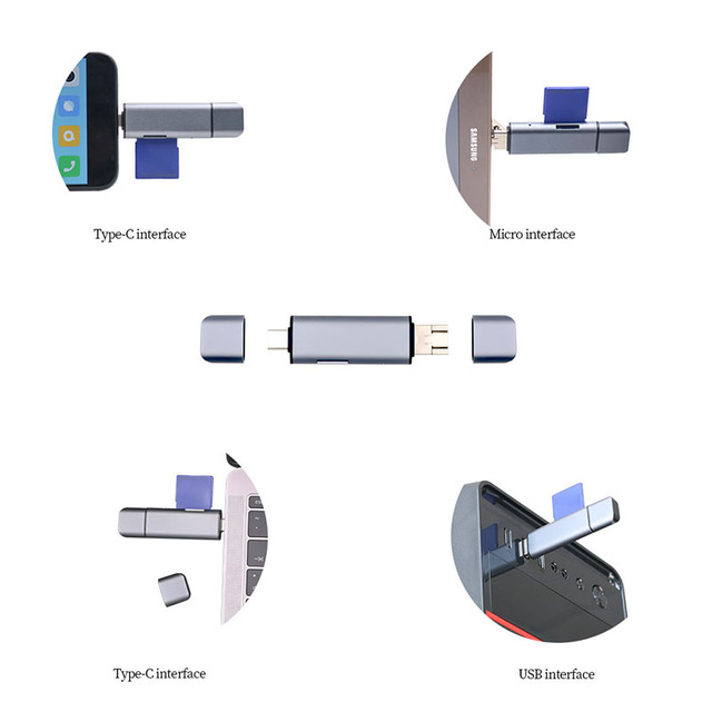 SD Smart Card Reader