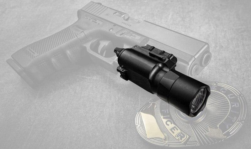 light lanterna serve para pistola e gz15-0040 picantinny para a caça