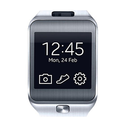 22mm Samsung Gear 2 R380 Silver
