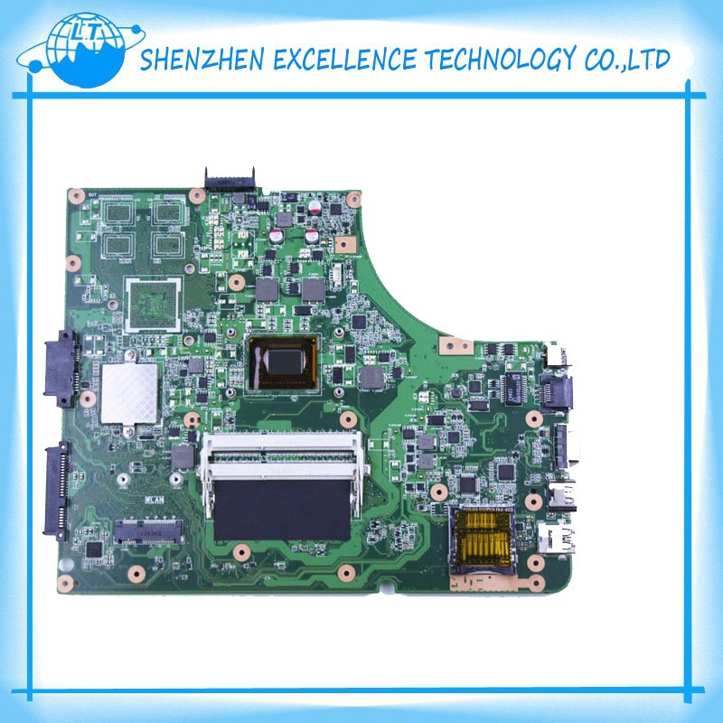 ФОТО Motherboard For ASUS K53E K53SD Laptop HM65-chipset mainboard Integrated CPU On Board 100% tested working well