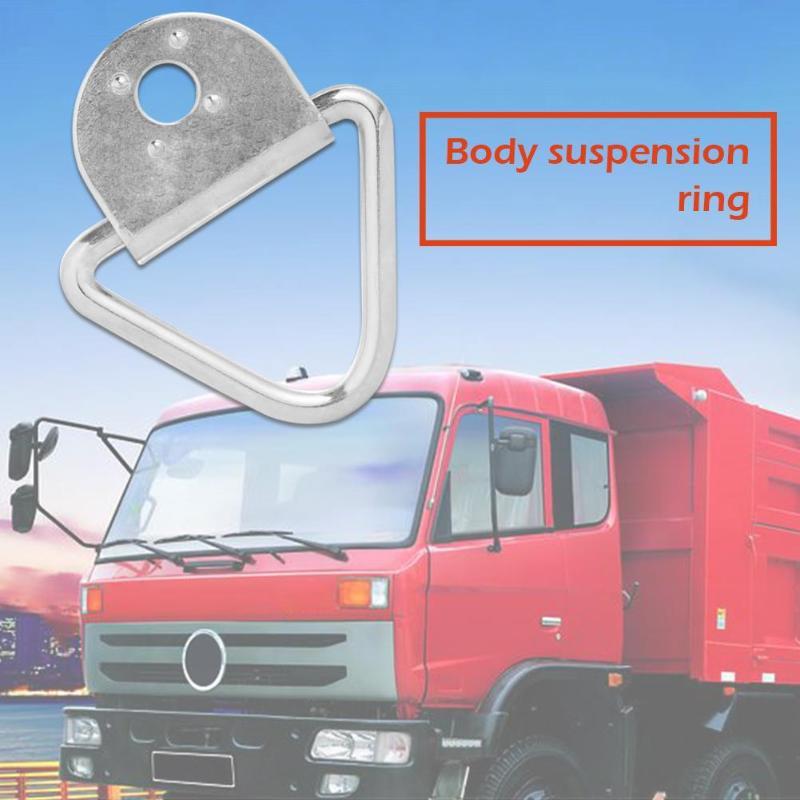 Автомобильные аксессуары связать вниз кольцо+ Клиф крепления якоря для грузовика, трейлера фургон лошадиных коробок