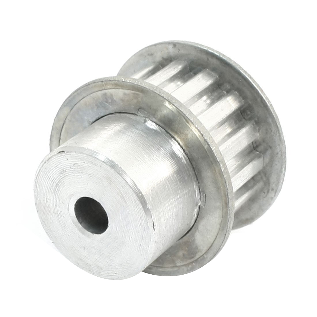SHGO Hot 15Teeth 5mm Bore <font><b>XL</b></font> Type Aluminum Timing <font><b>Belt</b></font> <font><b>Pulley</b></font> for Stepper Motor image