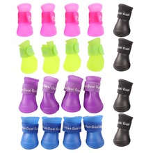 Waterproof Dog Rain boots